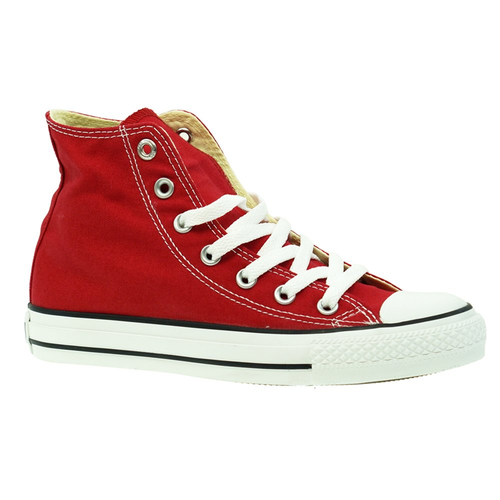Converse Yths CT Allstar Red - 3j232 - Color White-Red - Size: 2.5