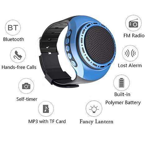 Amazon.com: LLVV - Altavoz inalámbrico para reloj ...