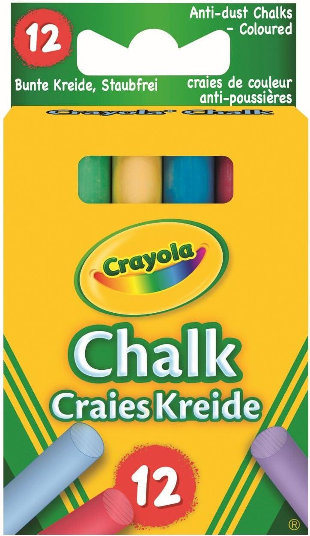 Set di gessetti colorati 12 pz. Crayola 01.0281