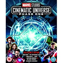 Marvel Studios Collector's Edition Box Set – Phase 1 Blu-ray