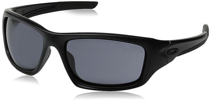 f49648c359c Amazon.com  Oakley Mens Valve Covert Sunglasses One Size Matte Black ...