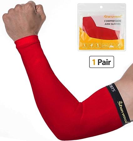 Amazon.com: SHINYMOD Mangas de brazo de protección UV para ...