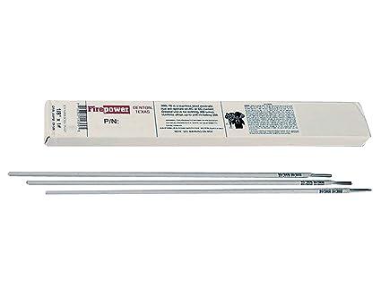 Amazon.com: Firepower e-309l electrodos de acero inoxidable ...