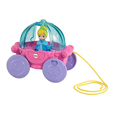 Fisher-Price Carriage Pull: Toys & Games