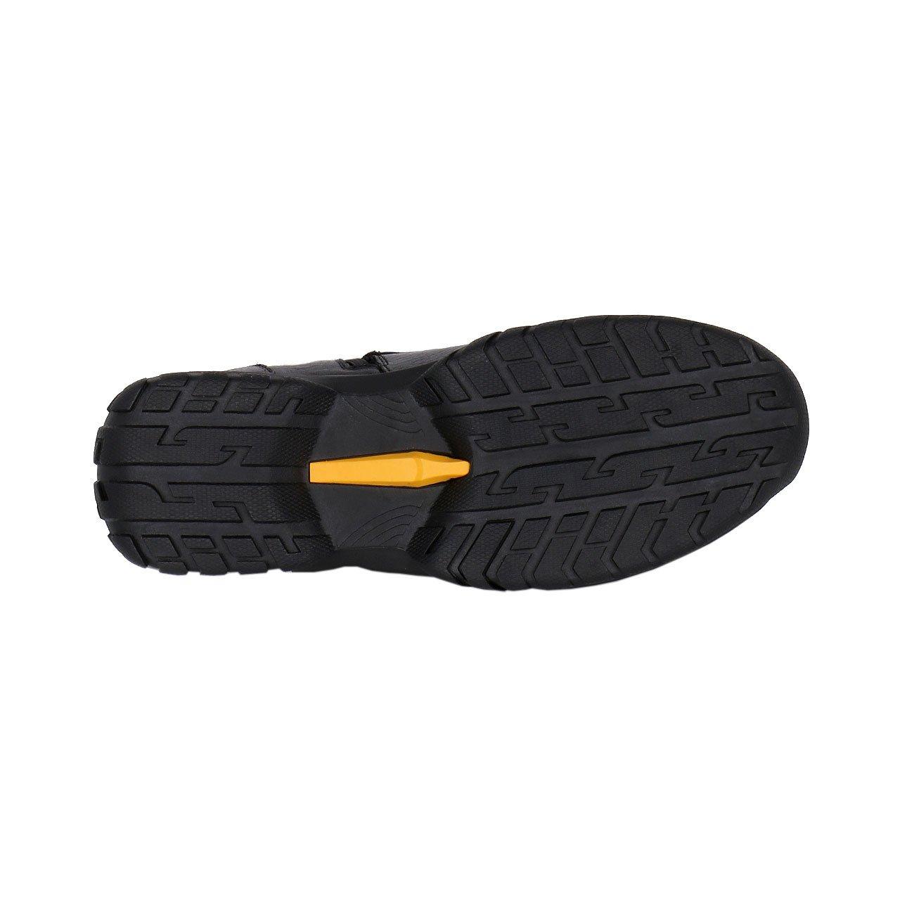 JOTA Shoes Men/'s Great Outdoor Height Raising Boot Black 2.8 Taller JW516BL