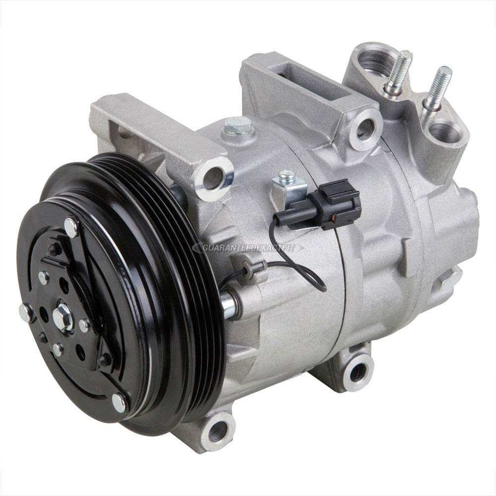 For Nissan Pathfinder 2004 A//C Kit w//AC Compressor Condenser /& Drier BuyAutoParts 61-80050CK New