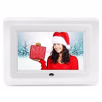 Amazon.com : INSMA 7 inch Digital Photo Frame Picture Frame ...