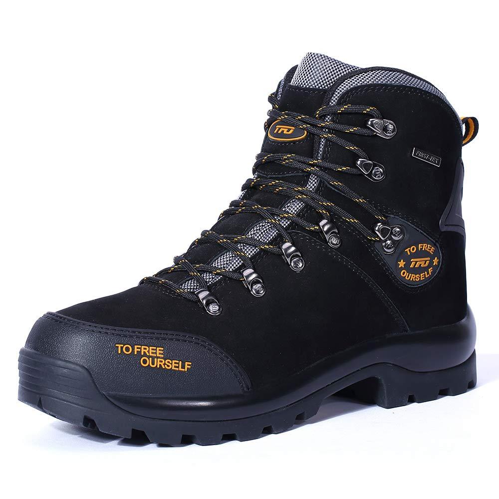 TFO Trekking Schuhe Damen Wasserabweisende und Atmungsaktive Wanderschuhe mit Anti-Rutsch-Sohle (Hersteller-GRÖSSENTABELLE IM PRODUKTBILD BEACHEN)