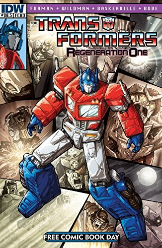 transformers marvel comics - 6