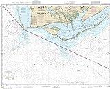 NOAA Chart 11401 Apalachicola Bay to Cape San Blas: 34.05'' X 42.03'' Paper Chart By MapHouse
