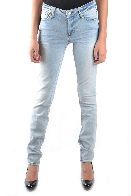 Marc By Marc Jacobs Women's MCBI15581 bluee Cotton Jeans