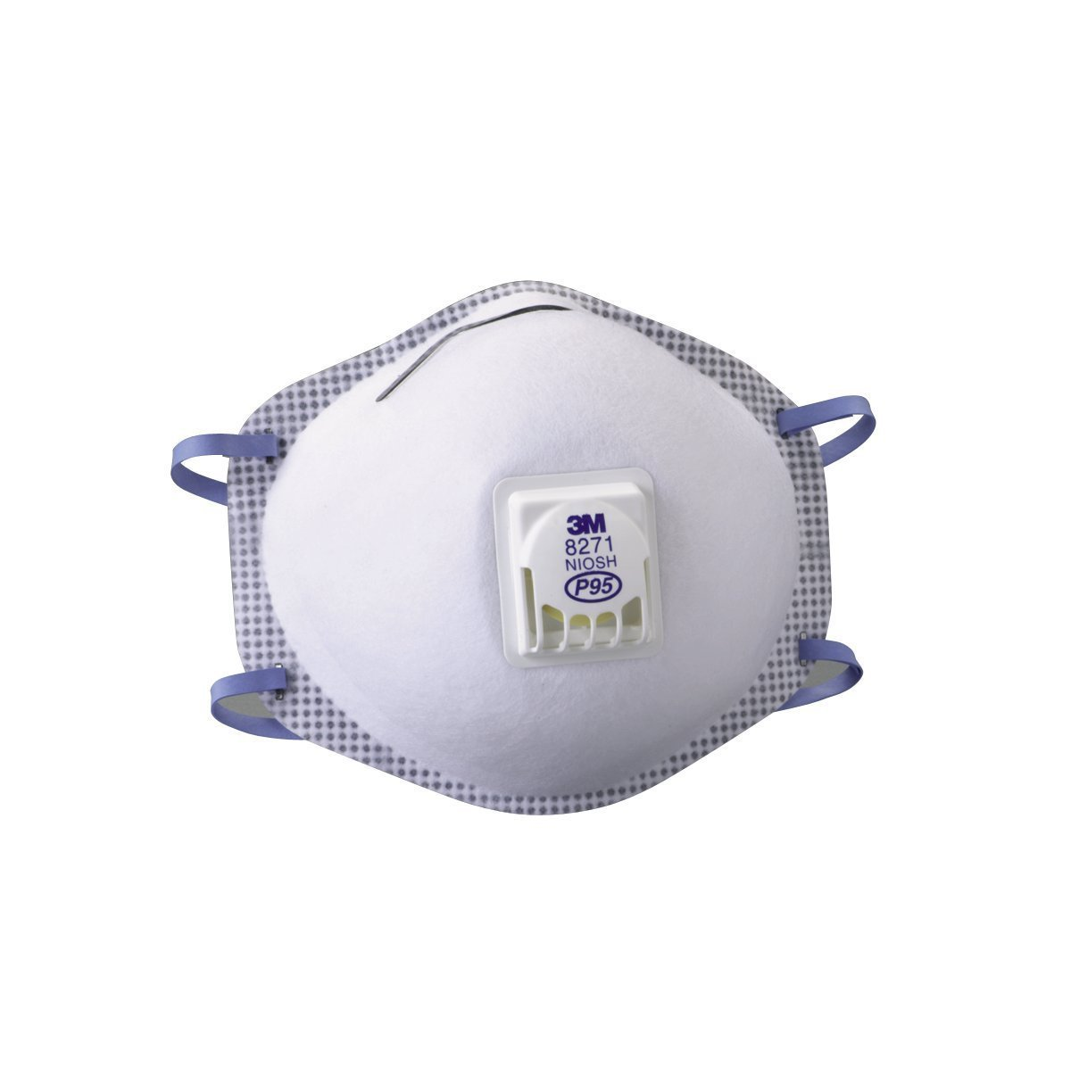 3M 8271 Particulate Respirator, P95 (Pack of 60)