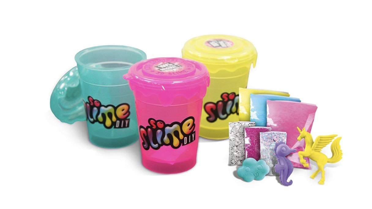 So Slime Storage Case + Rainbow 3 Pack! Make Your Own Slime! by So Slime (Image #4)