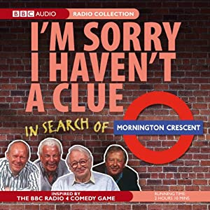 I'm Sorry I Haven't a Clue Radio/TV Program