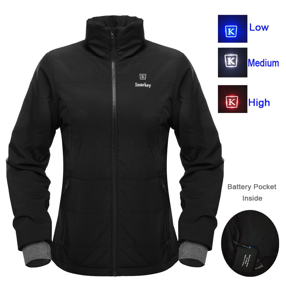 Battery Powered Heated Jacket