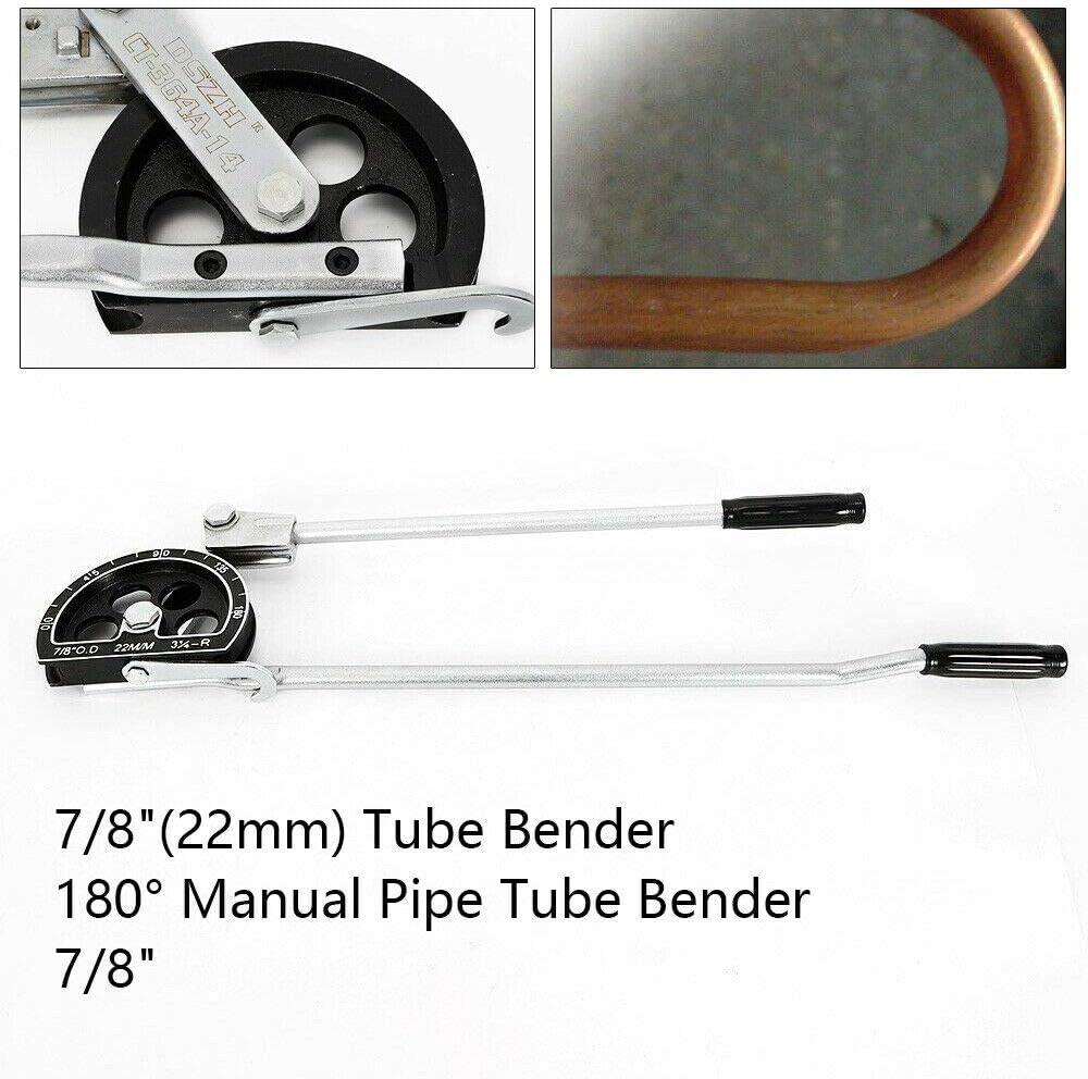 Rebar Cutters & Benders 22mm 7/8 19mm 3/4 ,180 Tube Bending Tool ...