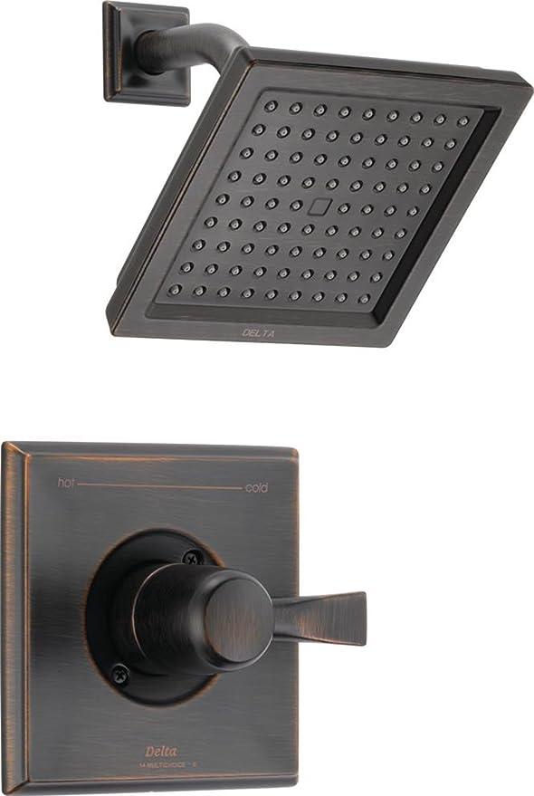 Best Shower Faucets: Delta Faucet Dryden T14251-RB