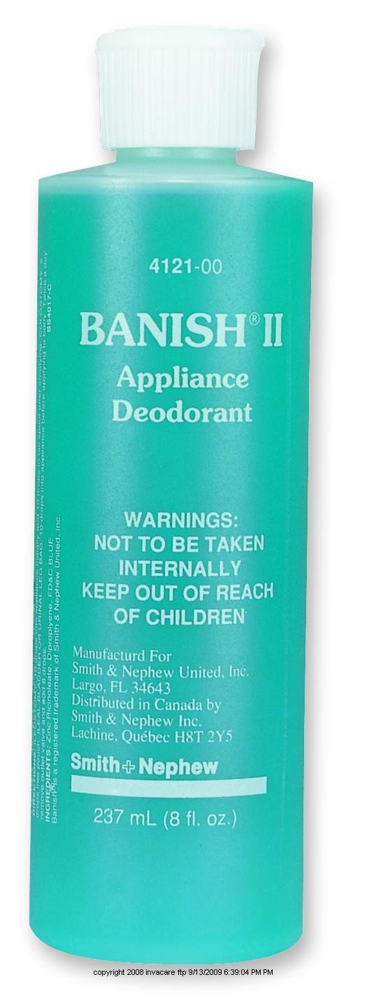 Banish II Liquid Deodorant, Banish Ii Liq Deod 1.25 oz, (1 CASE, 12 EACH)