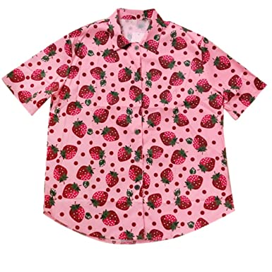 Amazon.com: YOMORIO Lolita - Camisa de manga corta con ...