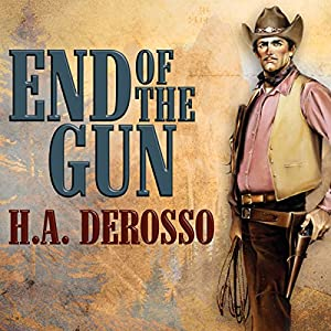 End of the Gun Audiobook