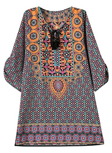 Futurino Womens Bohemian Baroque Tribal product image