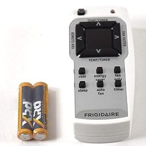 5304476802 Room Air Conditioner Remote Control Genuine Original Equipment Manufacturer (OEM) Part