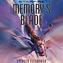 Memory's Blade Audiobook by Spencer Ellsworth Narrated by John Keating, Mary Robinette Kowal
