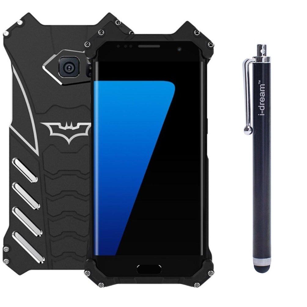 sports shoes 153ac aab1b Amazon.com: Galaxy S6 Edge Case, Batman Phone Protect Shell ...