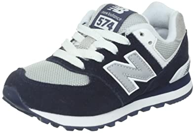 new products 93e14 8bceb New Balance Boys  NBKL574NWP Walking Baby Shoes