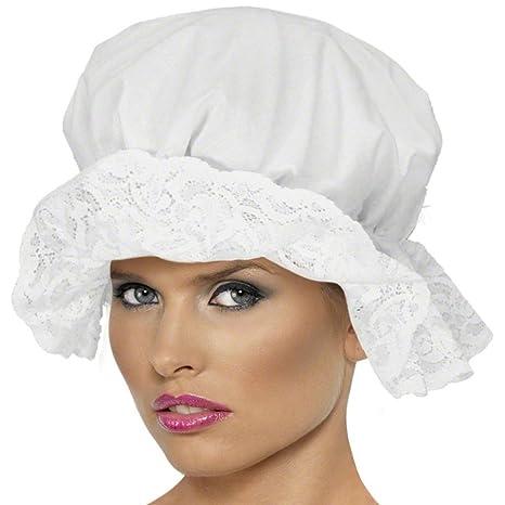 NET TOYS Cappellino medioevale donna copricapo dama medioevo cuffia  damigella medioevale cappello accessorio costume medioevale 8f582a751663