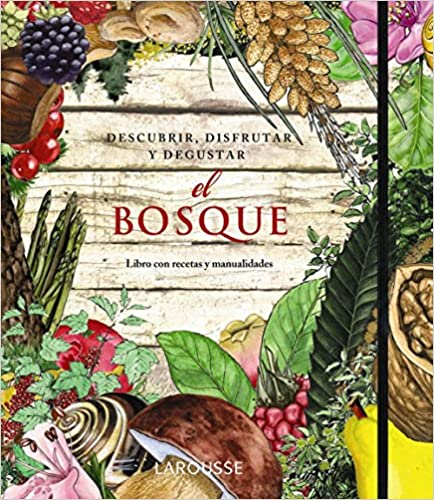 El bosque / The Forest: Descubrir, disfrutar y degustar / Discover, Enjoy and Taste