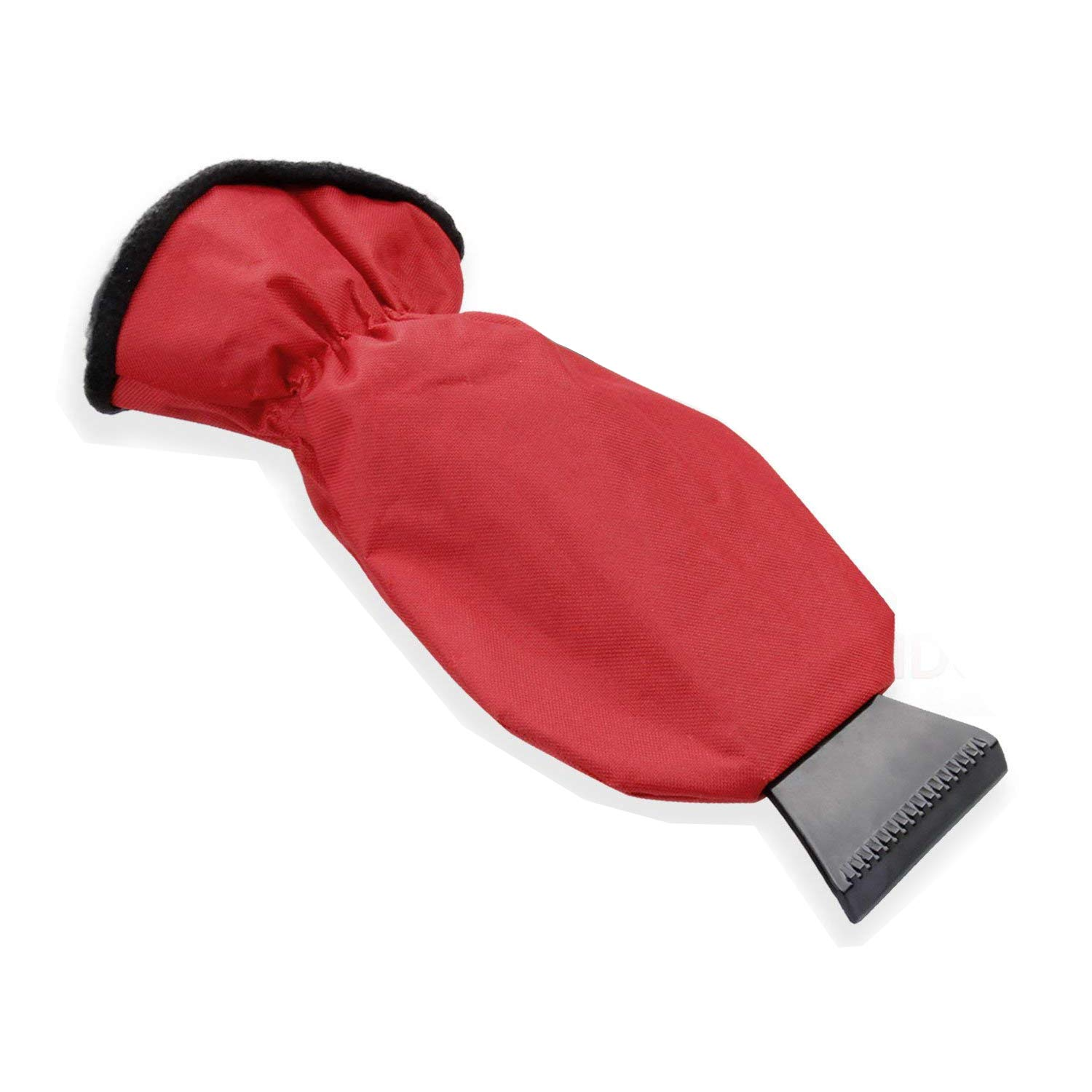 Deluxe Car Windscreen Frost Ice Scraper with Thermal Insulated Glove Mitt Simply