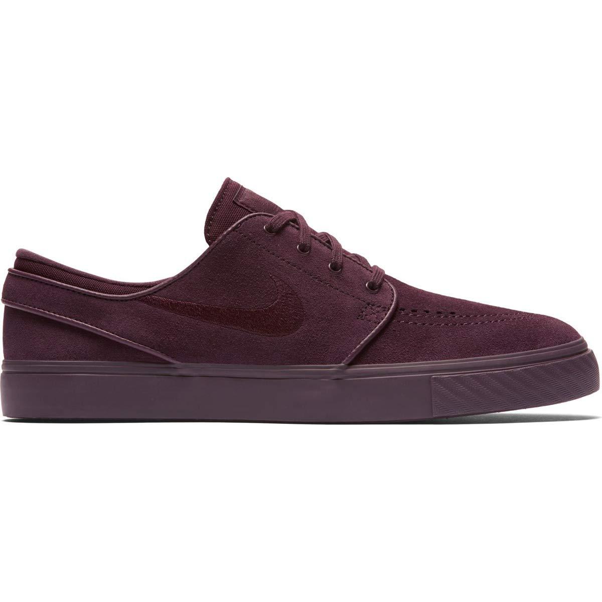 7e0e655c32 Galleon - Nike Men's Zoom Stefan Janoski Skate Shoe (13 D(M) US, Burgundy  Crush/Burgundy Crush)