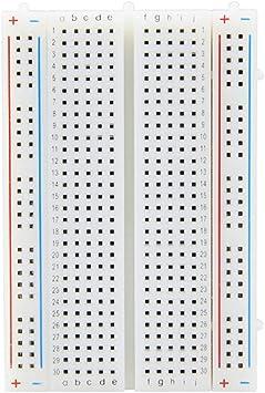 1 Tarjeta de Prueba Mini Universal de 400 Puntos de Corbata sin ...