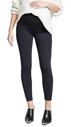 d71dad86c0019 Amazon.com: David Lerner Women's Maternity Leggings: Clothing