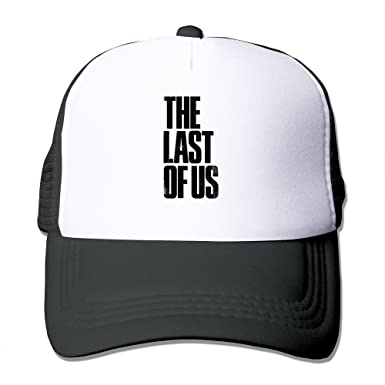 34822de6a5130e Amazon.com: P-Jack Adults Unisex Adjustable Original Custom Made Snapback  Cap Hat Cotton The Last Of Us Fitted Hat Black: Clothing