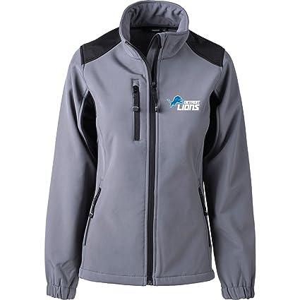 afad08303 Buy Dunbrooke Apparel NFL Detroit Lions Women s Softshell Jacket ...