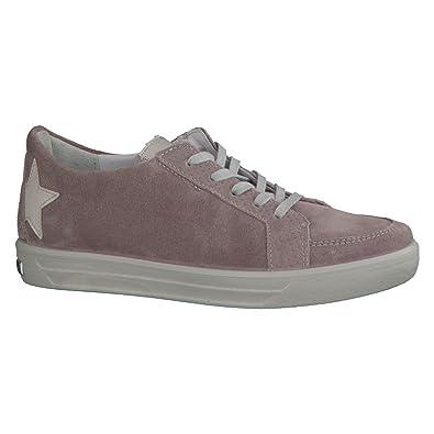 Ricosta 8103700-327, Baskets pour fille violet Violett - violet - Rosa, 38 EU