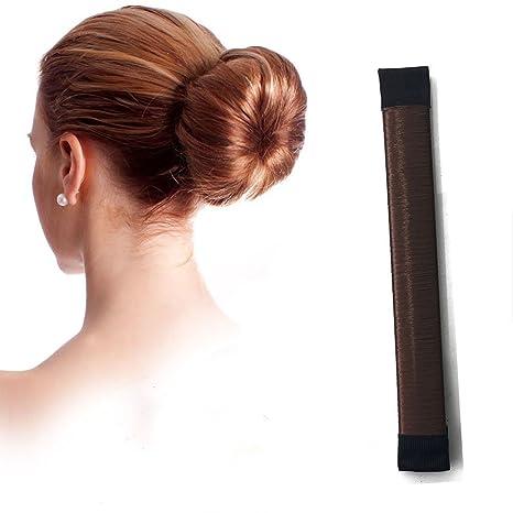 Buy Coosa 1x Bun Maker Diy Women Girls Perfect Hair Bun Making