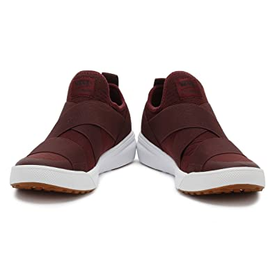 a0908bf2ac0ed8 Vans Port Royale Burgundy Ultrarange Gore Trainers  Amazon.co.uk  Shoes    Bags