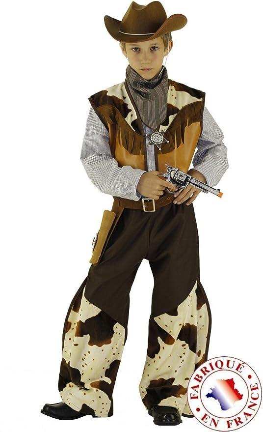 Disfraz de vaquero niño - 3-4 años: Amazon.es: Juguetes y juegos