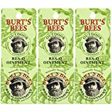 Burt's Bees 100% Natural Res-Q Ointment, 0.6 Ounces(Pack of 3)