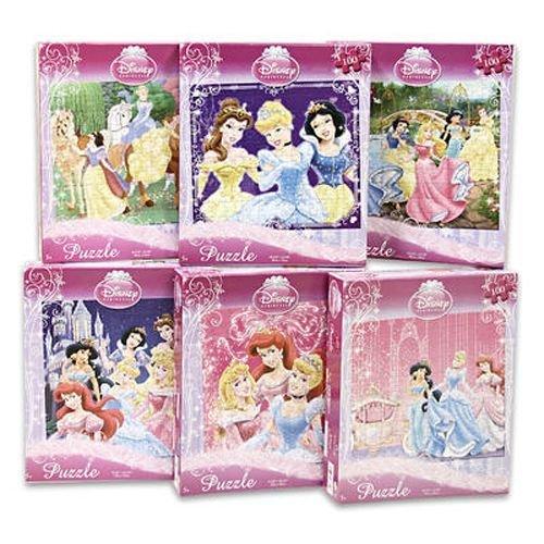 Disney Princess 100 Piece Assorted designs