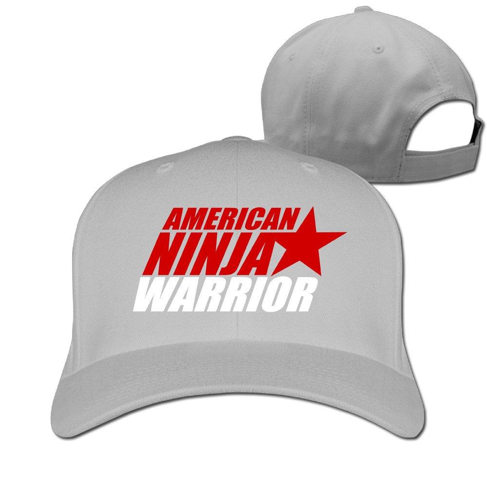 TLK Cute American Ninja Warrior Logo Adult Hip Hop Caps Hat ...