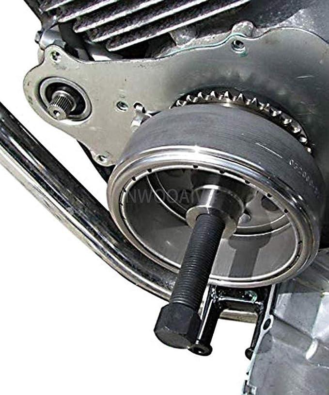 Cnwooaive Polradabzieher Satz 10tlg Schwungrad Abzieher Für Roller Motorrad Fahrrad Auto