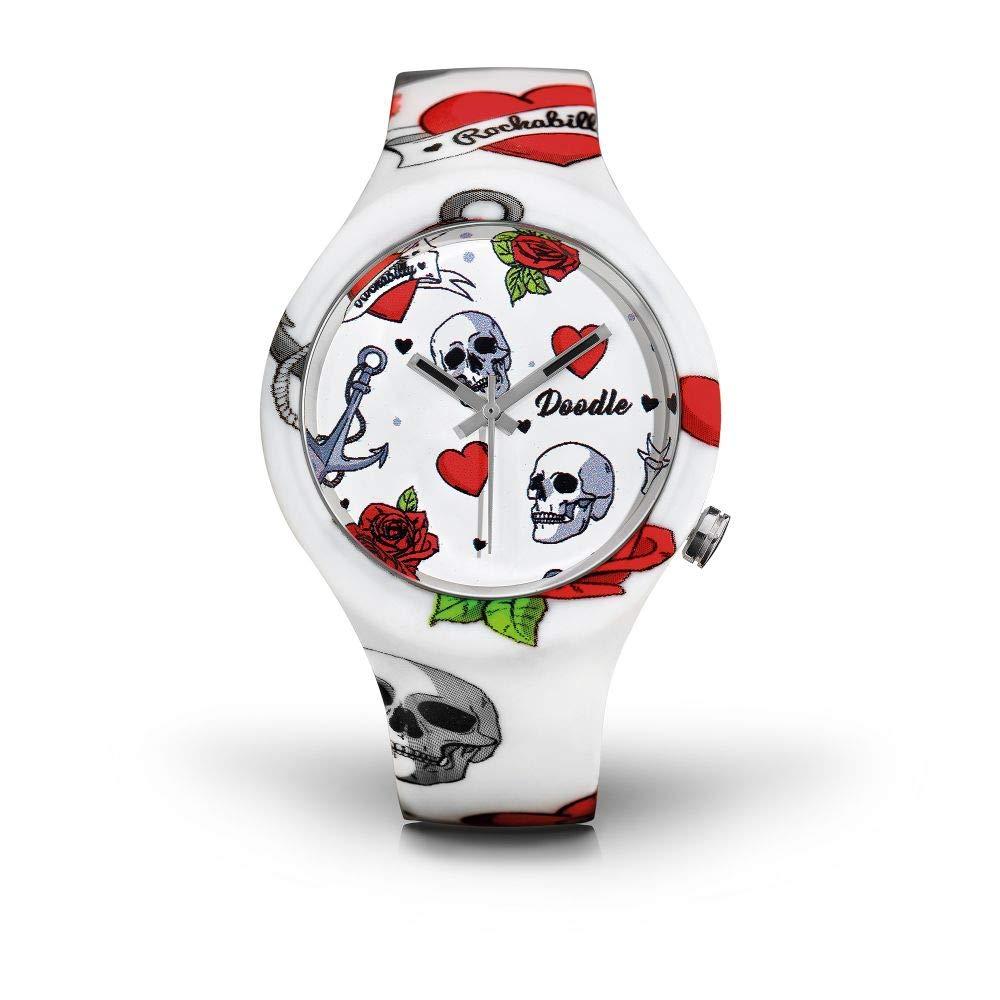Doodle Reloj Watch dota004Skull Mood