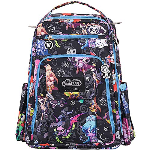 Ju-Ju-Be World of Warcraft Be Right Back Backpack Diaper Bag
