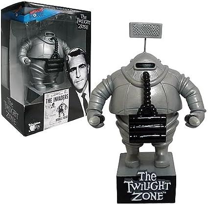 Bif Bang Pow 01061 The Twilight Zone The Invaders Bobble Head Pop Culture