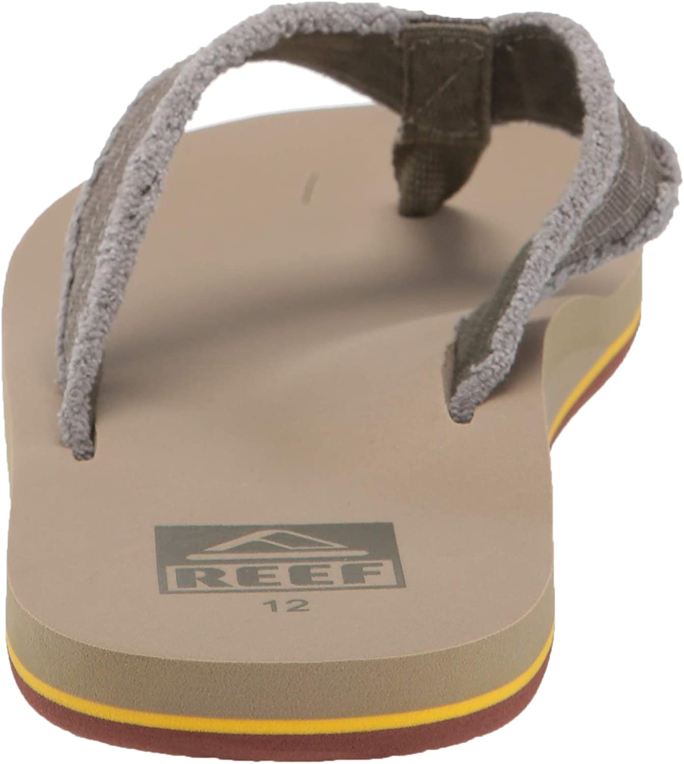 Mens Twinpin Fray Sandals REEF