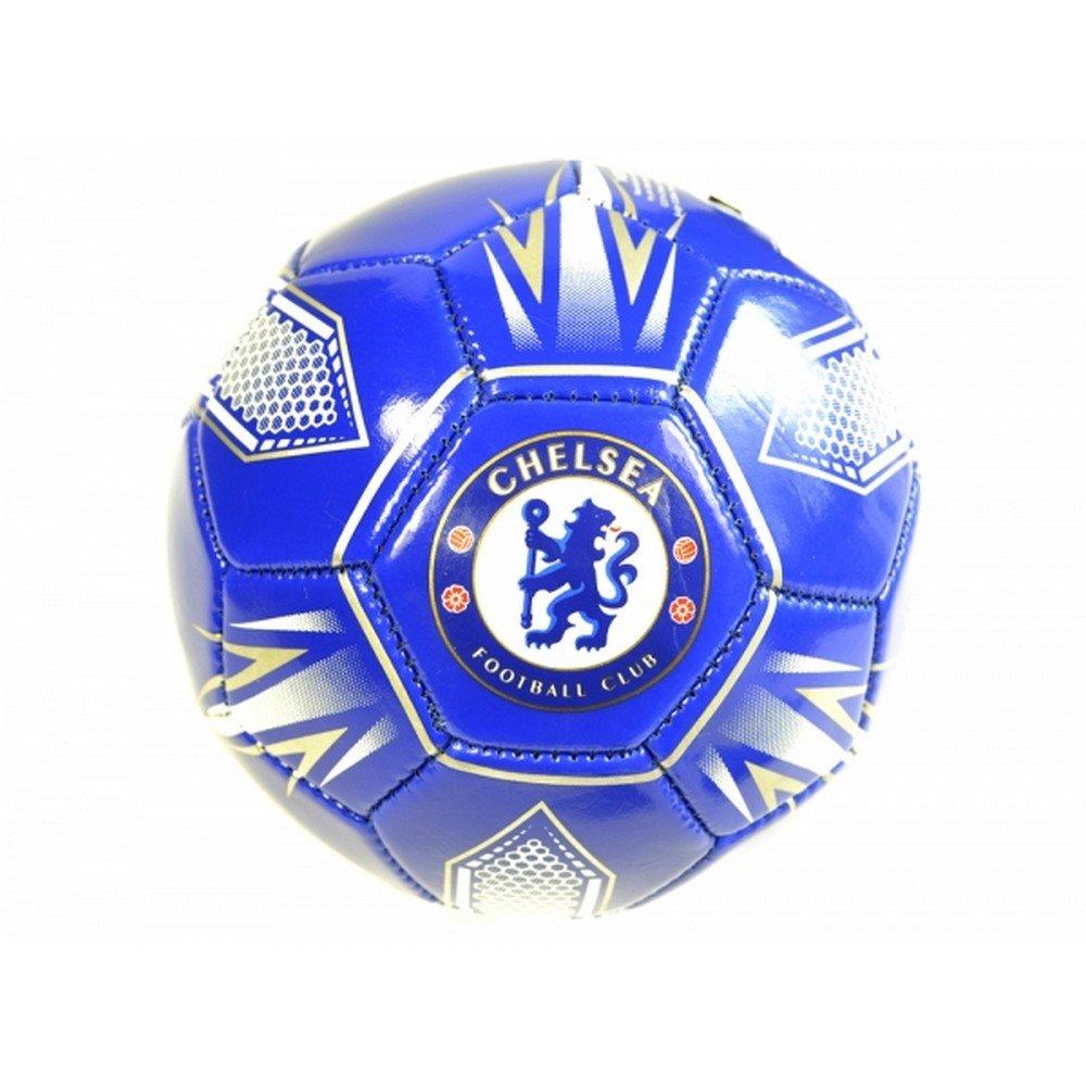 Chelsea - Mini Balón modelo Hex (Talla Única/Azul): Amazon.es: Hogar